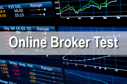 Online Trading Test