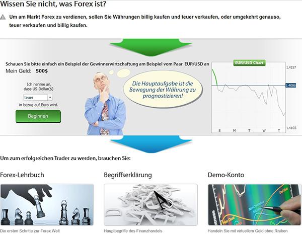 Liteforex webtrader