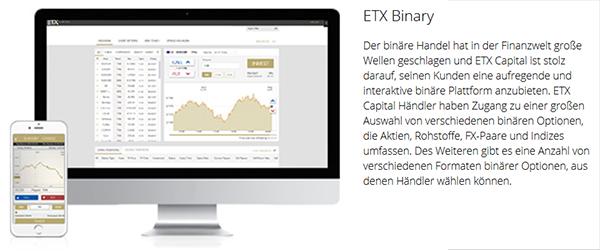 ETX Capital Binary