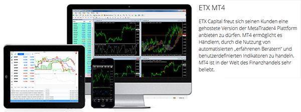 ETX Capital MT4