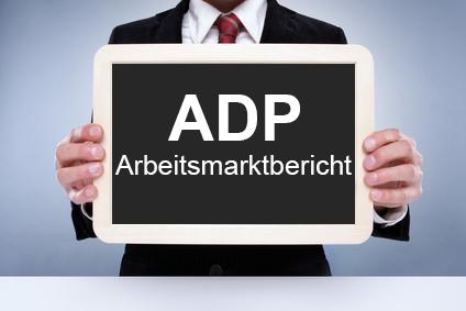 ADP-Arbeitsmarktbericht