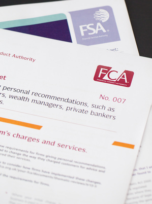 Britische Finanzaufsichtsbehörde (Financial Conduct Authority)