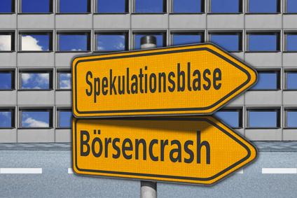 Ursache und Entstehung von Spekulationsblasen