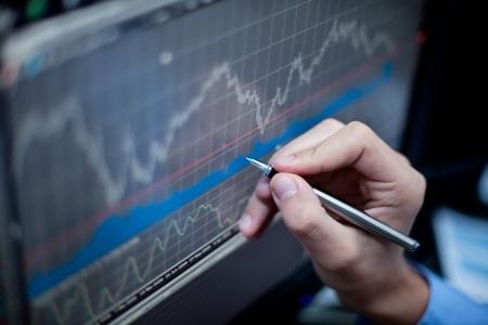 Beim Online Devisenhandel handeln
