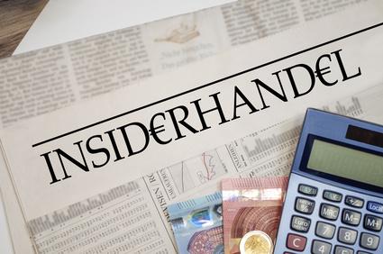 Was ist Insiderhandel?