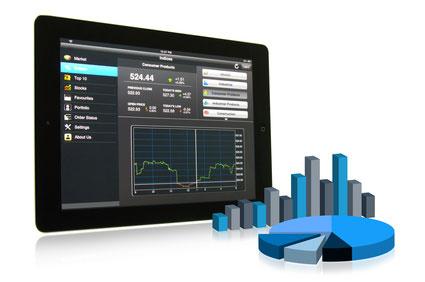 der Online Aktienhandel Vergleich