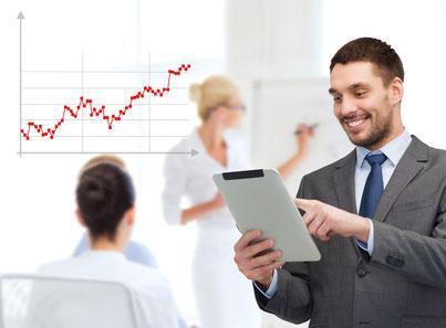 Aktienpreise von Bedeutung