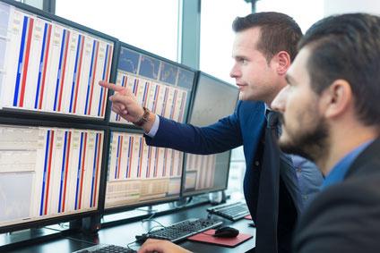 Aktienhandel Einstieg mit Börsenhandel