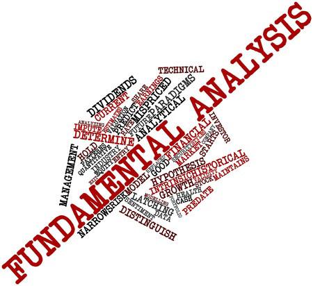 Was versteht man unter der Fundamentalanalyse?