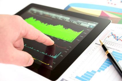 Software für den Aktienhandel