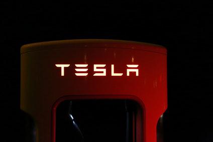 Anzahl Aktien Tesla