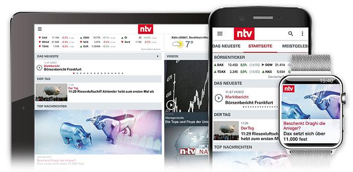 NTVBörse App