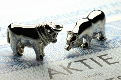 Wo kann man Aktien kaufen
